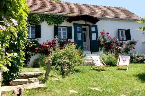 Idyllisches Bauernhaus im Südburgenland!