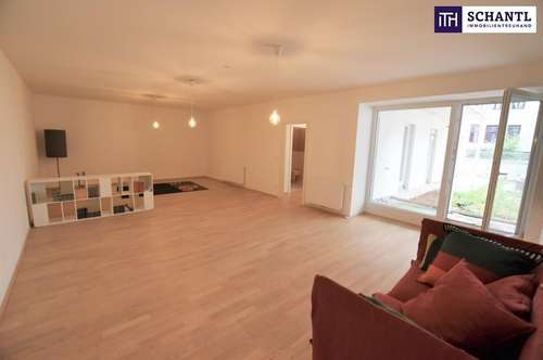 Pärchen und Jungfamilien aufgepasst! Tolle Terrassenwohnung + Dachgarten + perfekte Raumaufteilung + Garagenplatz-Möglichkeit!