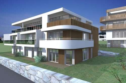 GARTENTRÄUME im neuen Wohnprojekt SEERESIDENZEN