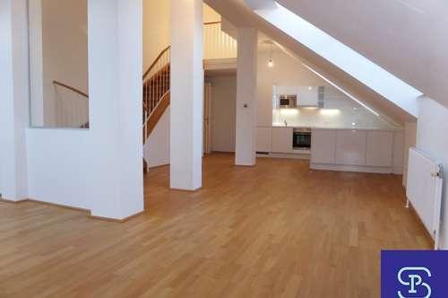 Unbefristete 96m² DG-Wohnung + 20m² Terrasse - 1010 Wien