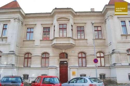 Wohnung im Stadtzentrum und Bahnhofsnähe (renovierte Fenster)