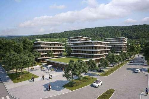 Moderne 3-Zimmerwohnung im Westen von Klagenfurt
