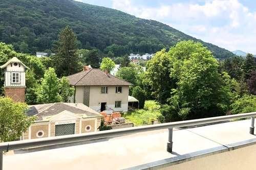 MANNLICHER | Helle 3-Zimmer-Wohnung mit Loggia in zentraler Lage