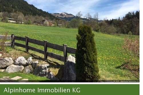 Wunderschönes Einfamilienhaus mit Einliegerwohnung in Sonnenlage Kitzbühels - direkt an der Piste!
