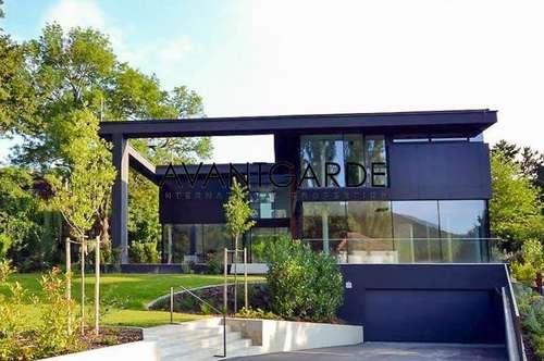 Moderne Luxusvilla südlich von Wien