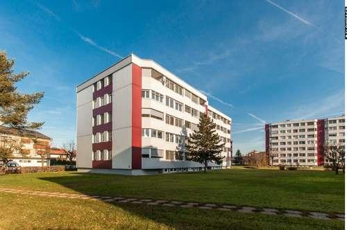 Helle Fünfzimmerwohnung im Osten von Klagenfurt