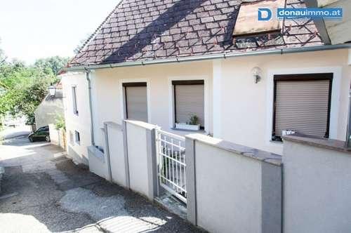 Aussen alt - Innen modern - ganz besonderes Haus in Hollenburg sucht neuen Eigentümer