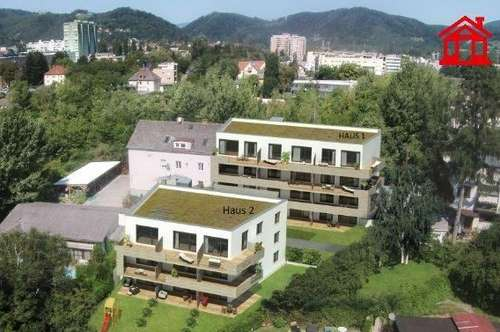 Neubau Eigentumswohnung in Gösting/ Haus 2 Top 5