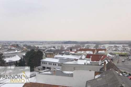 Neusiedl von oben: BESTER Blick über See und Stadt