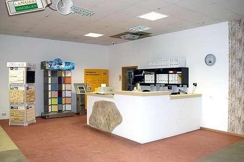 Büro, Schauraum oder Geschäft mit Lager mitten in Donnerskirchen!!!