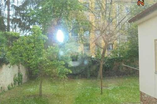 Garconniere in zentraler Ruhigelage mit grünem Innenhof