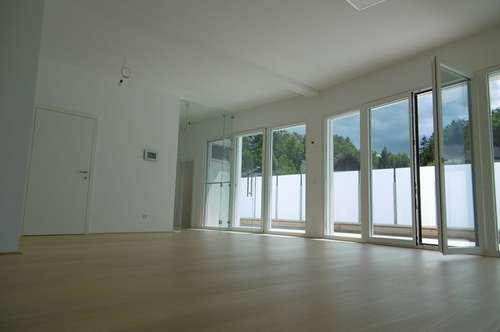 5-Zimmer-Penthouse-Wohnung mit 110 m² Dachterrasse in absoluter Grünruhelage
