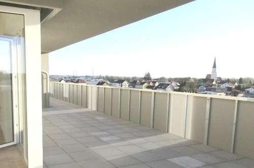 Wohnen über den Dächern der Vorstadt!  Helle - offen - modern Penthouse mit großer Dachterrasse
