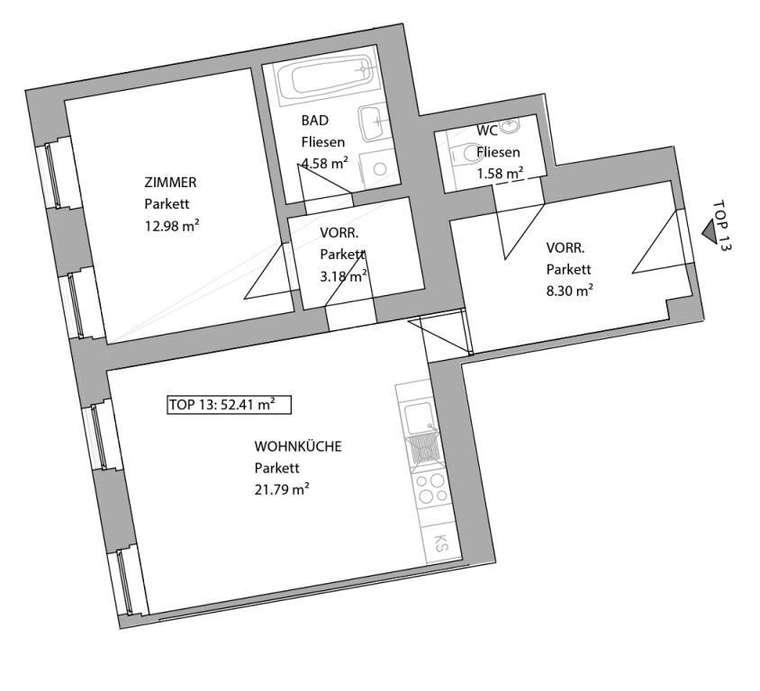 Günstige ZimmerAltbauwohnung Wien Wohnung Finden Wien - Günstige fliesen wien