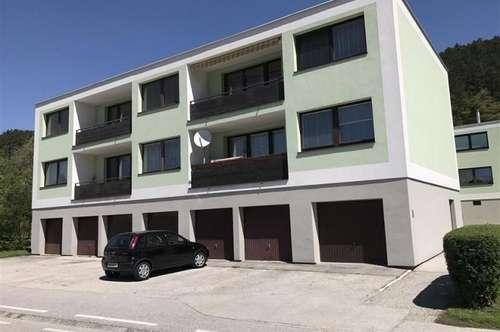 Pernitz - gepflegte Eigentumswohnung in Ruhelage; Zentrumsnähe