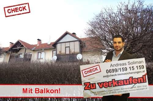 Neuwertige 3 Zimmer-Wohnung mit Balkon in Leibnitz!