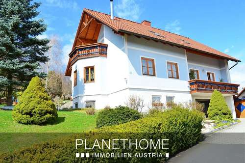 Sonniges Ein/Zweifamilienhaus im Thermengebiet Loipersdorf
