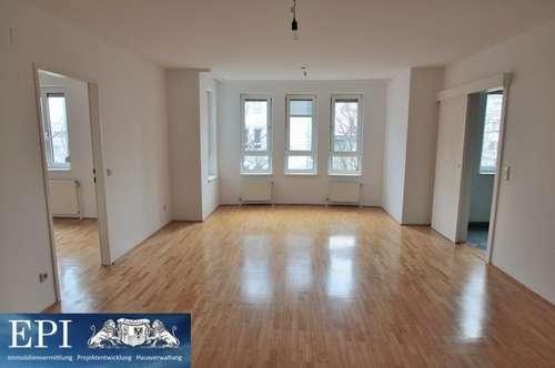 Absolute Ruhelage: Hofseitige 2 Zimmer-Neubauwohnung