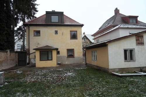 Mietwohnung in einem Zweifamilienhaus im Zentrum von Mistelbach