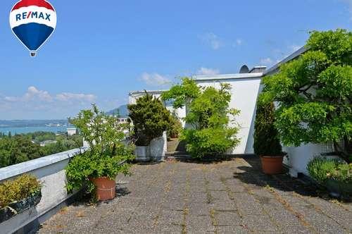 Beste Aussicht Vorarlbergs! Exklusive Penthousewohnung in Bregenz zu verkaufen