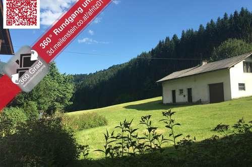 """""""Rohdiamant"""" in Afritz am See, Kleinlandwirtschaft mit viel Potenzial -- Virtuelle Tour Verfügbar!"""