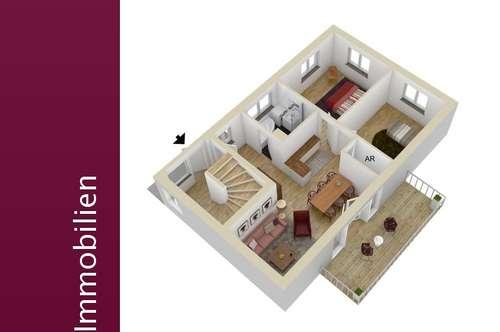 "Neubauprojekt ""Maximilian-Residenz"" Top 3"