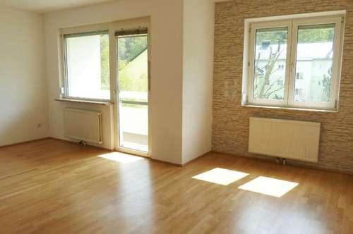 Gepflegte 3-Zimmer-Wohnung mit Südloggia