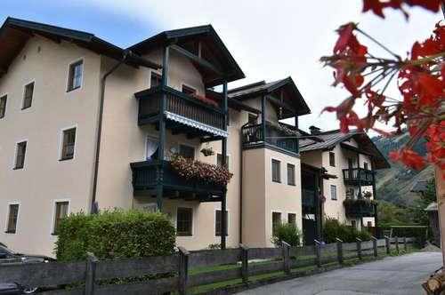 Geförderte Gartenwohnung mit hoher Wohnbeihilfe oder Mietzinsminderung mit Balkon und Tiefgaragenplatz