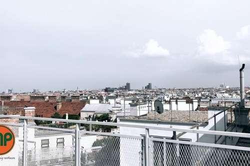 DG Maisonette mit Südterrasse und tollem Ausblick