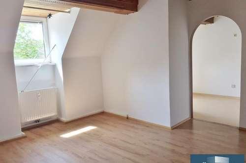 Mansardenwohnung mit 55 m² - Münichholz