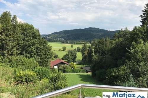 Nähe Klagenfurt: Modernes XXL Haus in ruhiger und sonniger Aussichtslage!