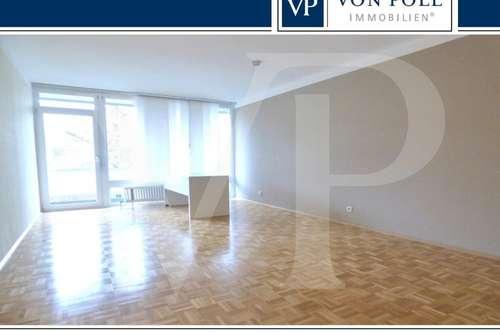 Herrliche 2,5 Zimmerwohnung in Nonntal