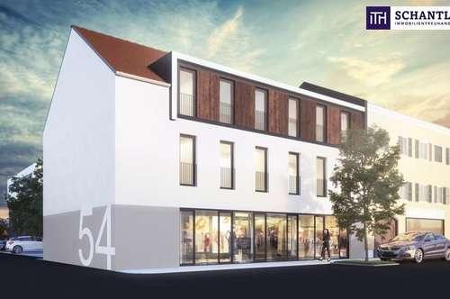 ITH JETZT INVESTIEREN SPÄTER PROFITIEREN! PERFEKTE ANLEGERWOHNUNG ERSTBEZUGS ca. 40 m² im ZENTRUM von FELDBACH