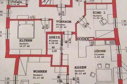 Bad Vigaun: Neue großzügige Panorama - Wohnung 128m² zum Mieten!