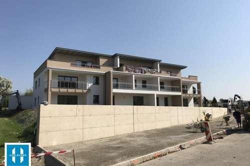 BEZUG IM AUGUST 2018 - neue 72,98m² Eigentumswohnung großem Balkon - DORF AN DER PRAM