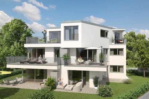 Kurz vor Fertigstellung! Sonnige 3-Zi-Garten-Wohnung in Bestlage-Nonntal/Sbg.