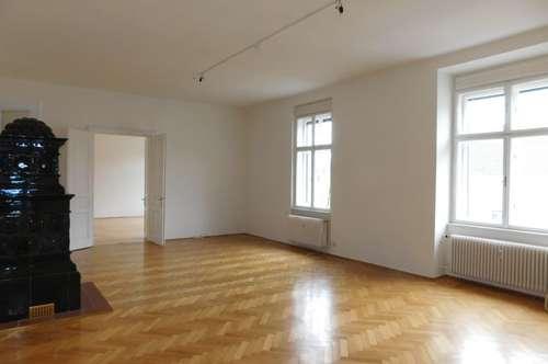 Geidorf: schöne 4-Zimmer-Wohnung mit großem Wohnzimmer