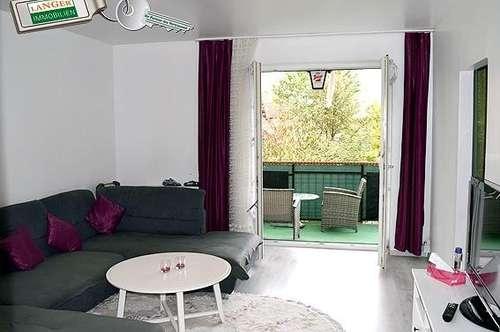 FÜR ANLEGER - Helle 3 Zimmer Eigentumswohnung mit Loggia und Parkplatz!!!