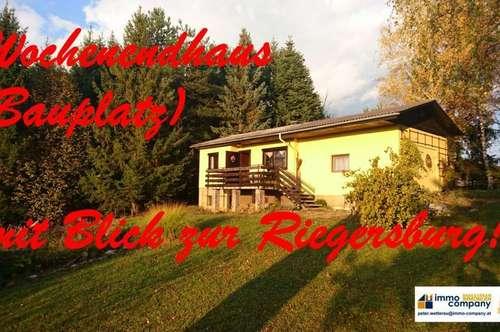 Kleineres Haus mit wunderschöner Aussichtslage - 129.000 Euro!