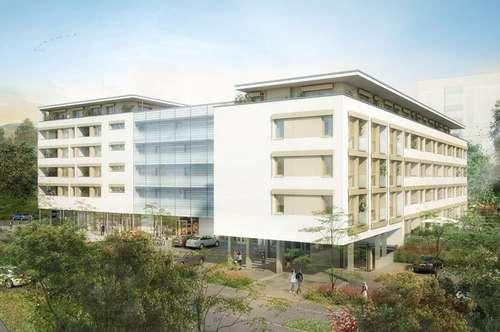 Dreizimmer-Wohnung in Neubauprojekt in Klagenfurt
