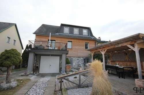 PAUL & Partner: Generalsaniertes Einfamilienhaus mit exklusivem Garten am Stadtrand von Wr. Neustadt