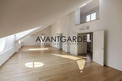 Exklusive DG-Wohnung in Luxusausführung