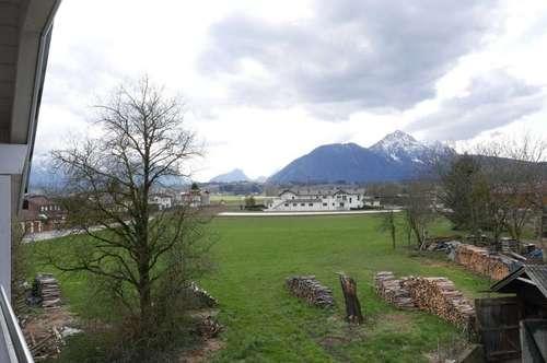 Gebirgsblick auf 105m² Wohnfläche im Gutshof - Schusterwölflgut / Wals-Siezenheim