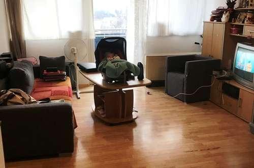 Deutschlandsberg: 3 Zimmer Wohnung mit Balkon in Stadtrandlage