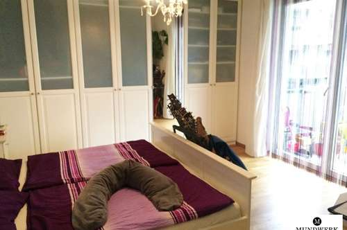 Straßgang: 2 Zimmer Wohntraum mit 2 Balkonen - TOP Zustand! ab Mai