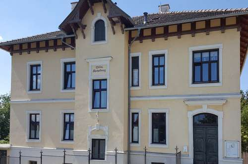 Mietwohnung im OG einer Villa
