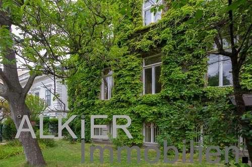 Stilaltbau auf zwei Ebenen + Garten + Einliegerwohnung - Althietzing