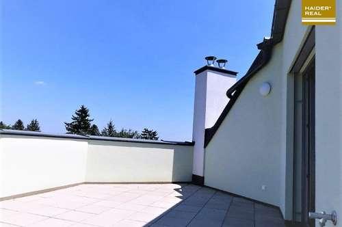 Sehr schöne Dachgeschosswohnung mit Terrasse