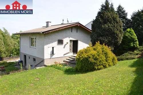 """""""IN KAUFABWICKLUNG"""" Kleines Einfamilienhaus mit Ausblick"""