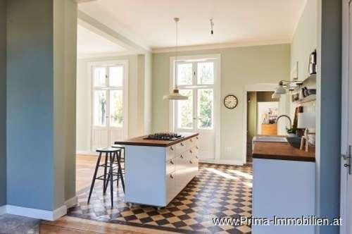 Unglaublich tolle Stilaltbauwohnung mit Garten und Salettl!